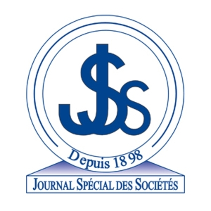 JOURNAL SPECIAL DES SOCIETES
