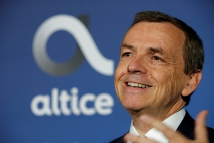 Alain Weill, PDG d'Altice France.